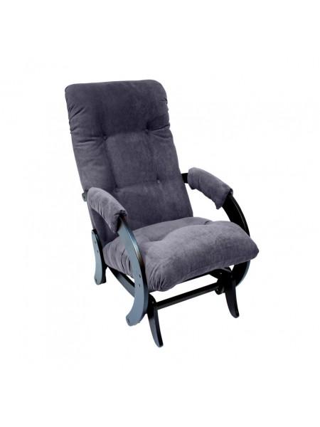 Кресло- гляйдер Модель 68 (Denim Blue Verona/Венге )