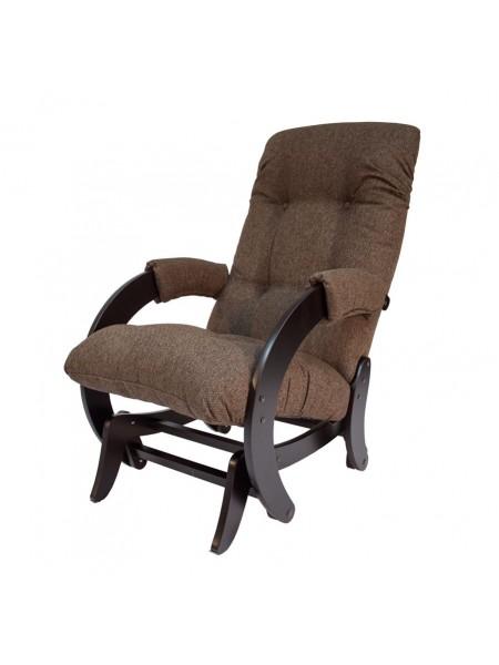 Кресло- гляйдер Модель 68 (венге/ Мальта -15) Ткань