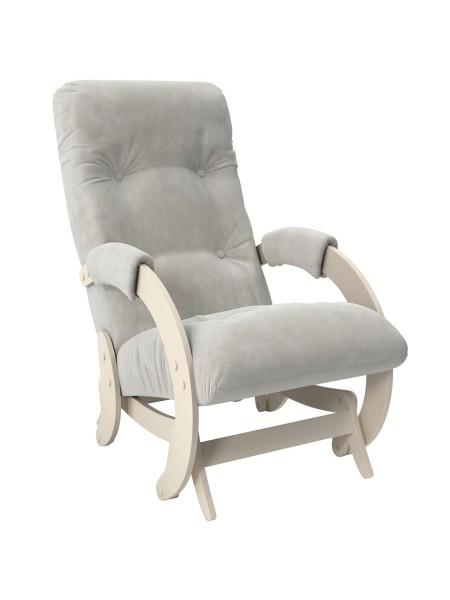 Кресло- гляйдер Модель 68 (Verona lite Grey/Дуб шампань )
