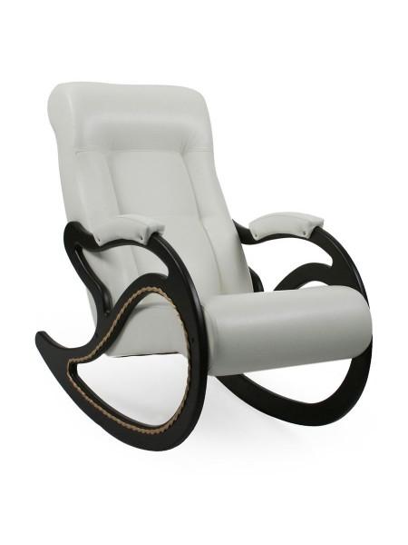 Кресло качалка модель №7 (Манго-002/Венге)