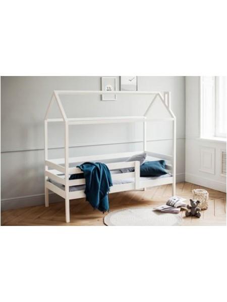 Кровать-домик с 1 ограничителем RoomRoom кд-3 140х70