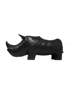 Пуф Носорог МИНИ NW MALLY 0700 (черный)