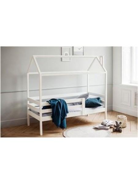 Кровать-домик с 1 ограничителем RoomRoom кд-33 160х70