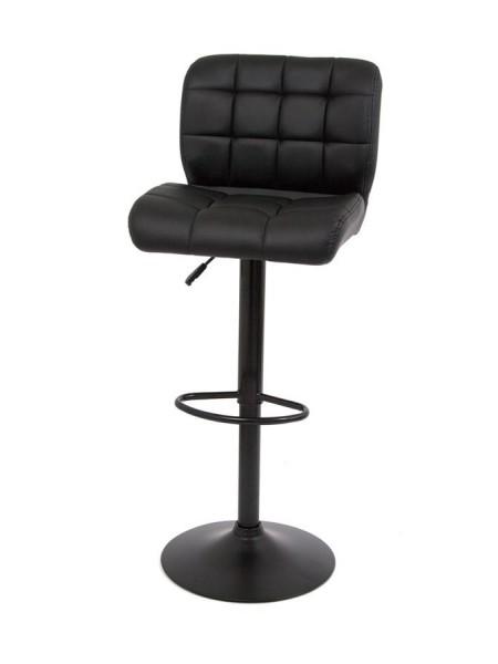 Барный стул S-939 (PU BLACK / черный) КОМБИНИРОВАННЫЙ