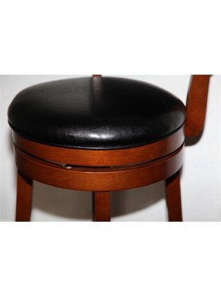 Барный крутящийся стул стул 9090 (Шоколад)