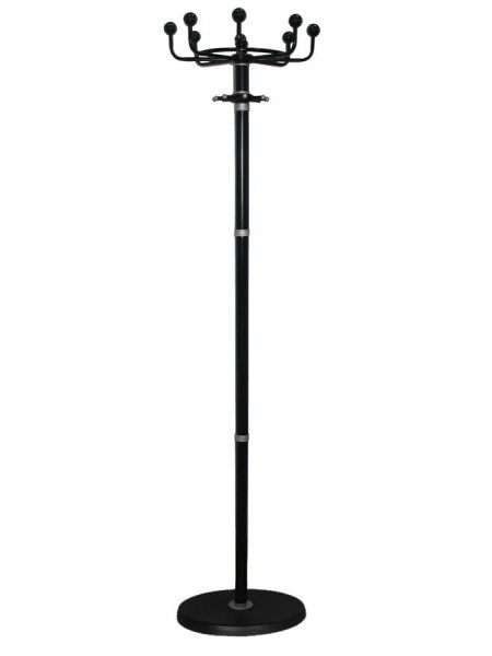 Вешалка Класс-СТ-8 (черный)