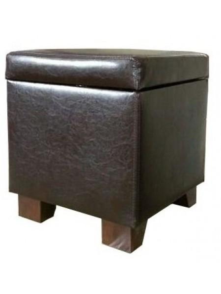 Ящик для белья Richmond-40 (Корич.) ЭкоКожа
