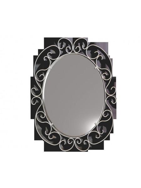 Зеркало Грация 630 (золотой антик)
