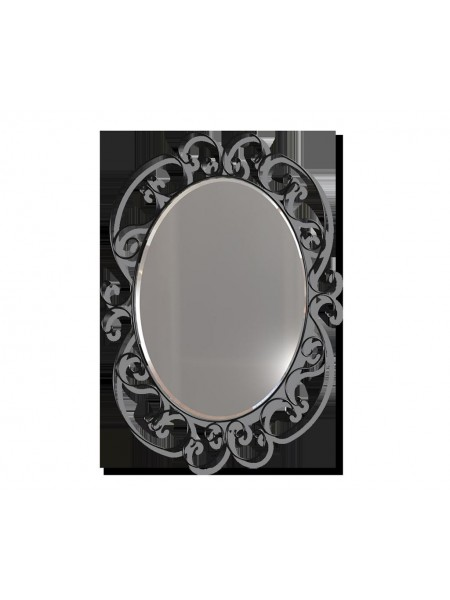 Зеркало Грация 630 (черный)