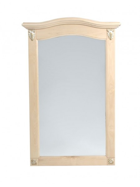 Зеркало Сильвия Мини (беленый дуб)
