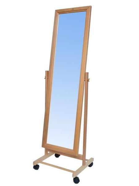Зеркало напольное (Бук)