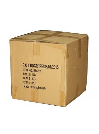 Плетеная корзина BDI-27 (Джут)