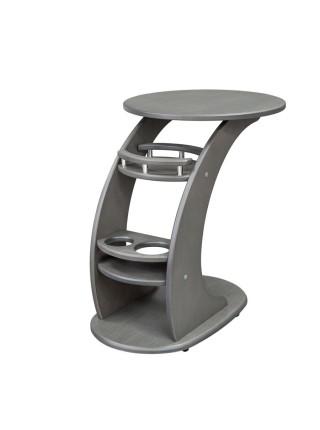Придиванный стол Люкс (Серый ясень)