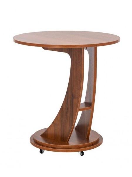 """Подкатной столик """"Акцент-2"""" (орех) Вис"""