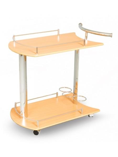 Столик сервировочный на колесиках SC 5066-WD