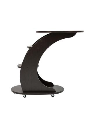 """Подкатной стол """"Стелс"""" (Венге)"""