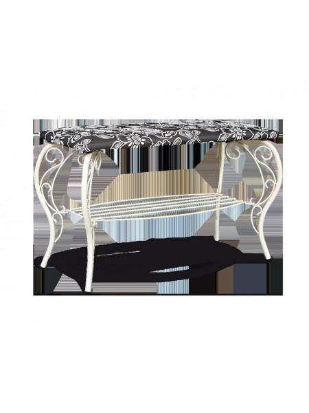 Банкетка Грация 685 металл/гобелен (золотой антик/Зарина)