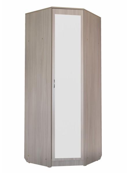 Шкаф угловой Виола МВ5З с Зеркалом