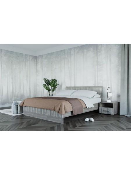 Кровать без основания СР16