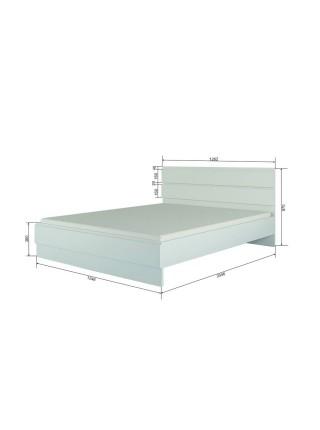 Кровать без основания СП12