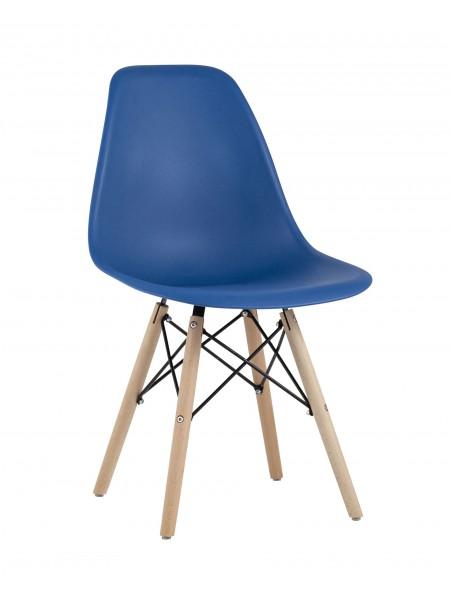 Стул Style DSW синий x4