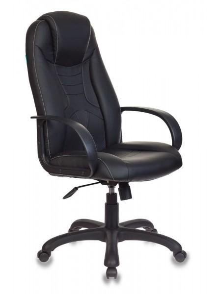 Кресло игровое Бюрократ VIKING-8N/BLACK черный искусственная кожа