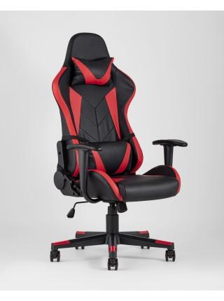 Кресло игровое TopChairs Gallardo красное