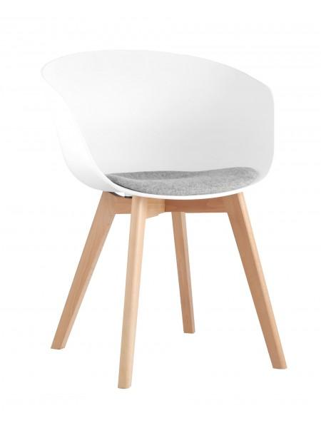 Кресло Libra Soft белое
