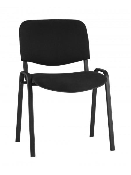 Стул Изо ( iso ) черный для посетителей и конференц залов