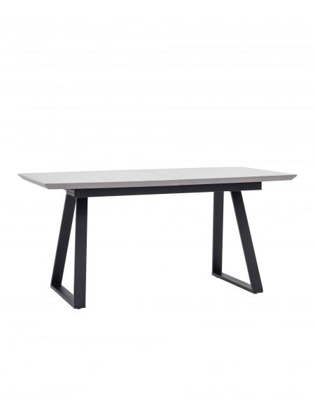 Стол обеденный Детройт раскладной 160-200*90 серый