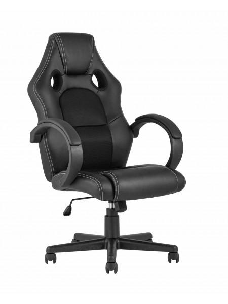 Кресло игровое TopChairs Renegade черное