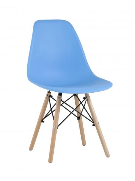 Стул Style DSW голубой x4