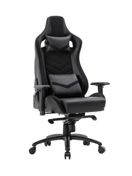 Кресло игровое TopChairs Racer Premium черное
