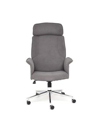 Кресло CHARM флок , серый, 29