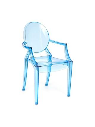 Кресло Secret De Maison MEDALION (mod. 922) Цвет: голубой