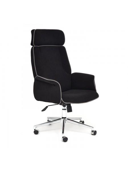 Кресло CHARM флок , черный, 35