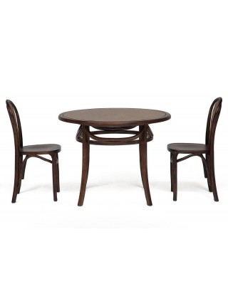 Стол Secret De Maison THONET(mod.T9032-100) Размеры: D100х76 см