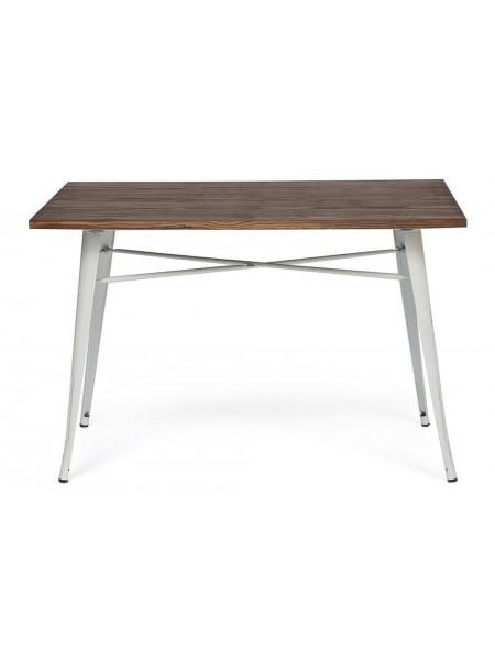 Стол Secret De Maison LOFT металл/столешница: дерево береза, 120*80*78 cm, butter white