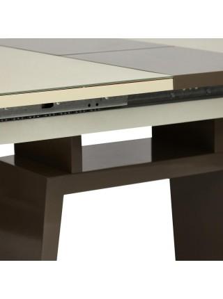 Стол BRUGGE (mod.EDT-VE001) Размеры: 140(170)х80х75 см