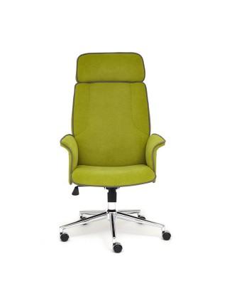 Кресло CHARM флок , олива, 23